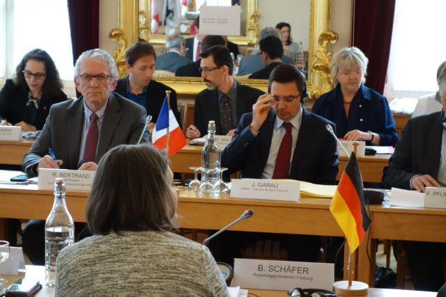 Comité directeur de la CRS du 17.6.2016 à Porrentruy