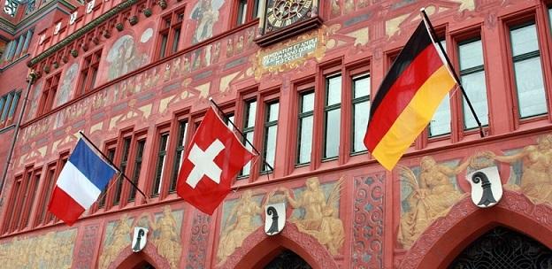 Rathaus Basel - Regio Basiliensis