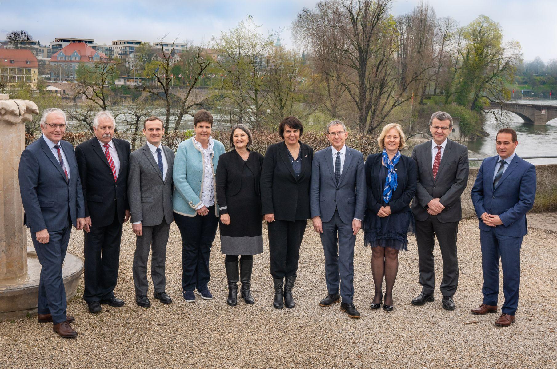 ORK Präsidiumsmitglieder