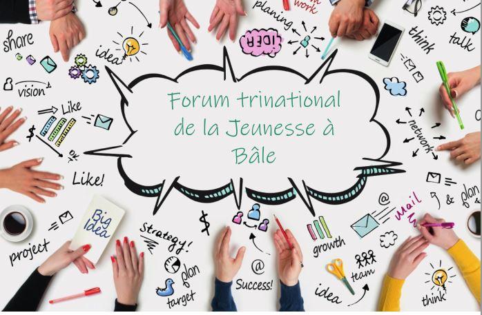 Forum trinational de la jeunesse le 03/09/2020 à Bâle
