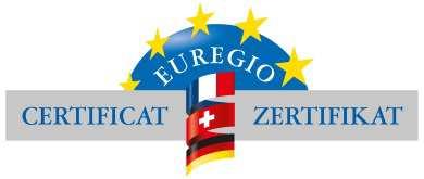 Logo Euregio-Zertifikat
