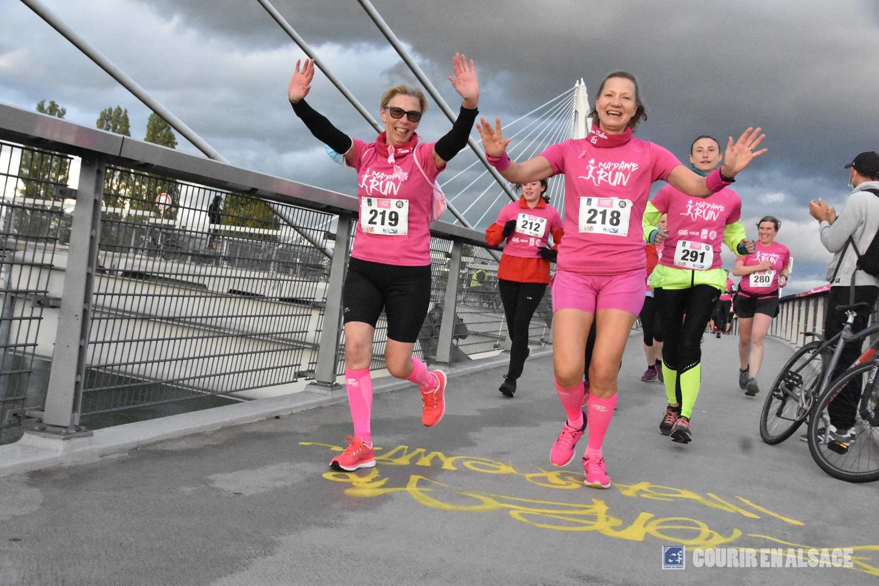 Ma'dame Run 2020 Foto Christian Kehlhoffner